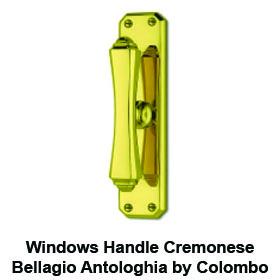 window handle cremonese